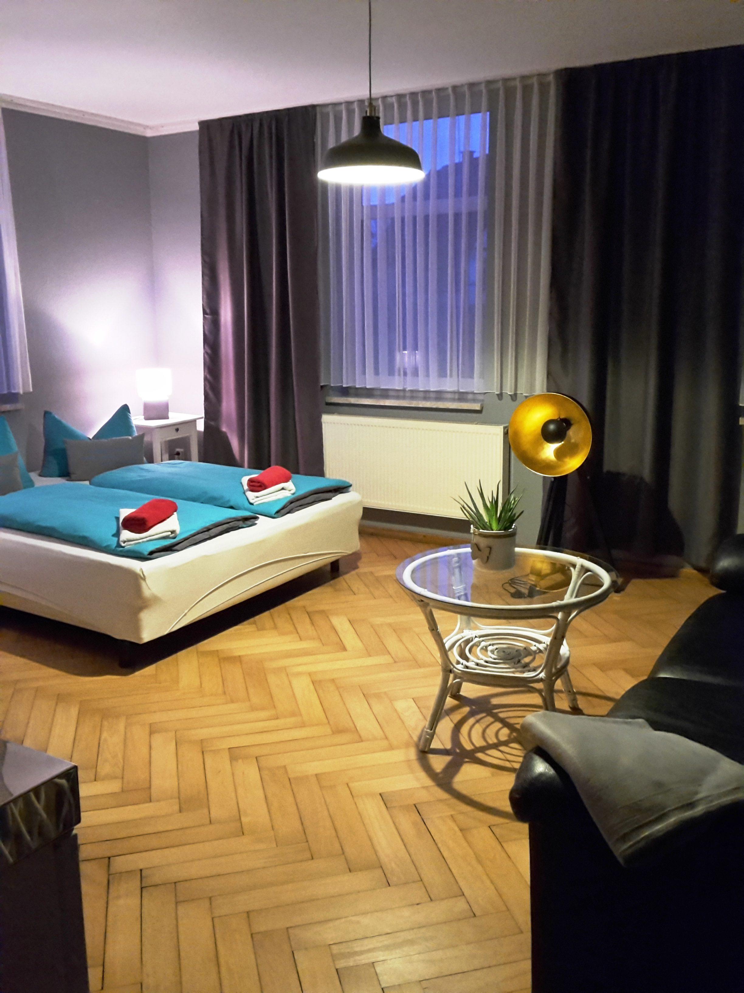 Header Image - Übernachtung mit Frühstück ab 42,50 € pro Person im Doppelzimmer